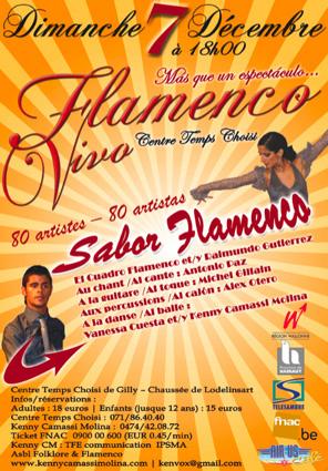 Flamenco Vivo. Ma?s que un especta?culo.